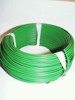 100 metrů anténního izolovaného drátu o průřezu 2,5 mm