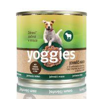 200g Yoggies jehněčí konzerva s bramborem a karotkou