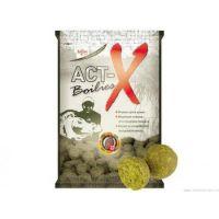 Act-X Boilies - 800 g/16 mm/Pálivé koření-Česnek