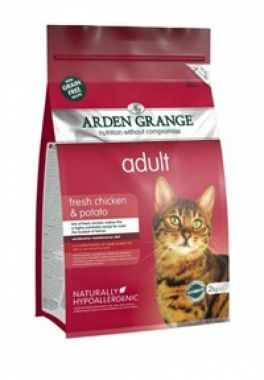 Adult Cat: fresh chicken & potato - grain free recipe 2 kg