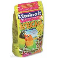 African Agaporni aroma soft bag   (750g)