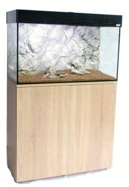 Akvarijní komplet Akvamex Style 120 / akvarium 300 litrů