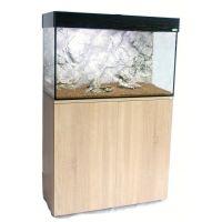 Akvarijní komplet Akvamex Style 80 / akvarium 128 litrů