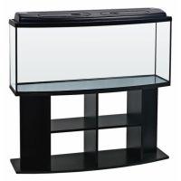 Akvarijní komplet  DIVERSA 100 - 170 l oblý černý