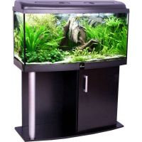Akvarijní komplet DIVERSA Comfort  Aristo oblý 80 / 105 litrů