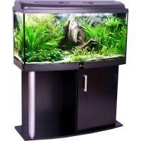 Akvarijní komplet DIVERSA Comfort  Selecto oblý 150 / 410 litrů