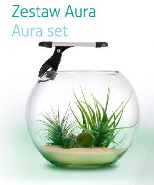 Akvarijní set  Aura 8,5 l