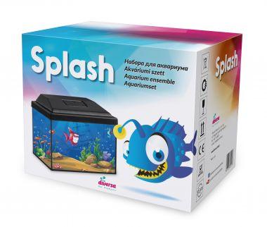 Akvarijní set  DIVERSA 30 LED Expert Splash