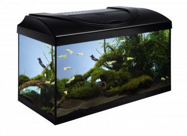 Akvarijní set  DIVERSA 60  LED EXPERT  černý rovný