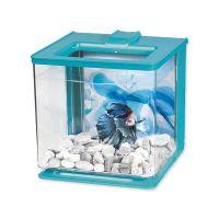 Akvárium MARINA Betta EZ Care Kit modré (2,5l)