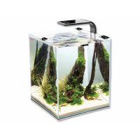 Akvárium set AQUAEL Shrimp Smart černé 25 x 25 x 30 cm (20l)