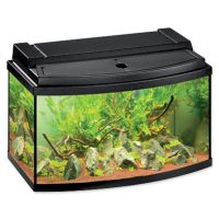 Akvárium set EHEIM Aquabay T8 černé (58l)