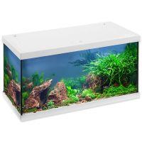 Akvárium set EHEIM Aquastar LED bílé (54l)