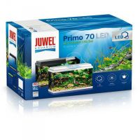 Akvárium set JUWEL Primo LED 70 černé