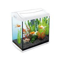 Akvárium set Tetra AquaArt bílý 35 x 25 x 35 cm (30l)