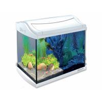 Akvárium set TETRA AquaArt LED bílý (20l)