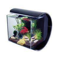Akvárium set TETRA Silhouette LED černé (12l)