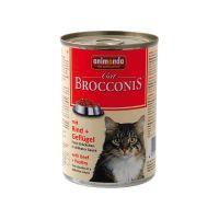 ANIMONDA cat konzerva BROCCONIS 400g hovězí/drůbeží