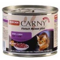 ANIMONDA cat konzerva CARNY rind/lamm 200g