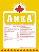 Anka Lamb and Rice 10 kg