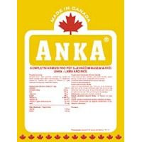 Anka Lamb and Rice 20 kg