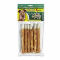 Antos Chicken D-light Lollies 100g