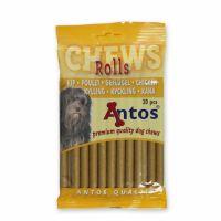 Antos Jerky rolls Chicken 20 ks