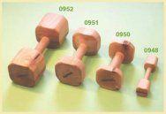 Aport dřevěný 2000g