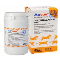 APTUS® APTOBALANCE PET prášek   - Žaludek a střeva 140g