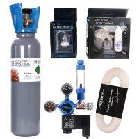 Aquario CO2 set  s nočním vypínáním s láhví 5 litrů