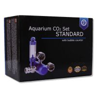 Aquario CO2 set standard+ZDARMA drop-checker a difuzor