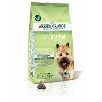 Arden Grange Mini Adult rich in fresh Lamb & Rice 6 kg