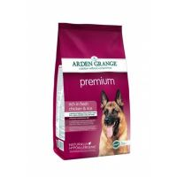 Arden Grange Premium rich in fresh Chicken & Rice 12 kg