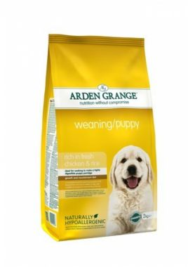 Arden Grange Weaning/Puppy rich in fresh Chicken & Rice 2 kg