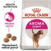 Royal Canin Aromatic Exigent granule pro mlsné kočky 10kg