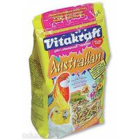 Australian Grosssittiche aroma soft bag   (750g)