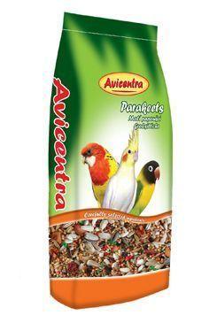 Avicentra de luxe malý papoušek 20kg