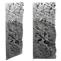 BACK TO NATURE Slimline Basalt/Gray 60C, 20x55 cm