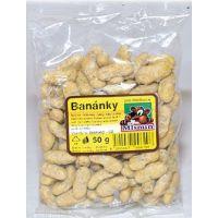 Banánky pro hlodavce   (50g)