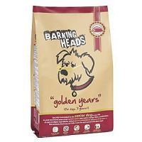 BARKING HEADS Golden Years 6kg