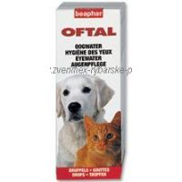 Beaphar OFTAL 50ml ( oční kapky )