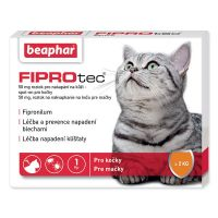 BEAPHAR Spot-on Fiprotec pro kočky (1ks)