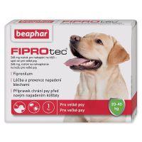 BEAPHAR Spot-on Fiprotec pro psy L (1ks)