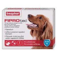 BEAPHAR Spot-on Fiprotec pro psy M (1ks)