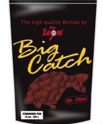 Big Catch Boilies - 800 g/18 mm/Strawberry - Fish
