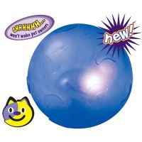Blikající míček