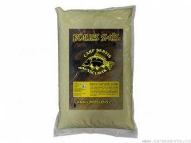 Boilies směs - 1 kg - Přírodní játra