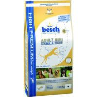 Bosch ADULT MINI lamb 15 kg