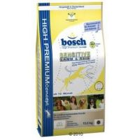 Bosch SENSITIVE LAMB/RICE 15 kg
