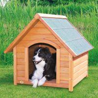 Bouda pro psa, dřevěná, L 83x87x101cm TRIXIE